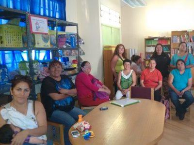 Realizan taller para padres en localidad de San Isidro