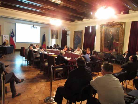 Plan Estratégico Comunal para la Prevención del Consumo Abusivo de Alcohol es aprobado unánimemente por Concejo Municipal de Valparaíso