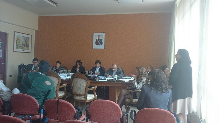 Concejo Municipal de La Unión aprobó plan estratégico comunal de alcohol 2016 – 2018