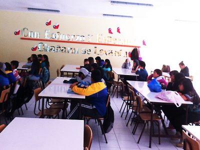 Escuela Ignacio Domeyko de Chañaral desarrolló taller de Senda