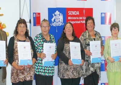 SENDA Biobío reconoce a personajes clave para la Prevención, Rehabilitación e Integración en la Región.