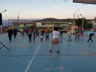 Obra itinerante preventiva visitó escuelas rurales de Santo Domingo
