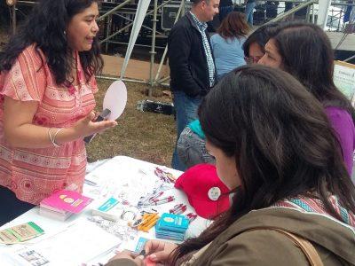 Frutillar y Llanquihue también se plegaron a celebraciones del Día de la Prevención