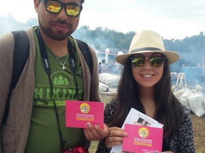 Previenen consumo de drogas y alcohol en Curanto Gigante de Calbuco