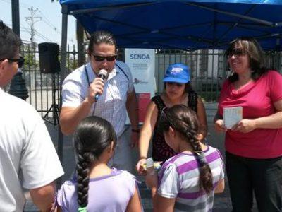 Lampa celebró Día de la Prevención certificando escuelas