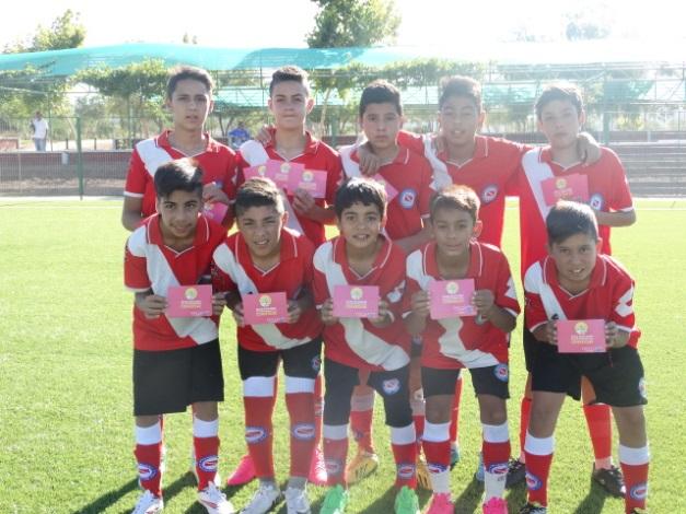 Previene Andacollo lanza campaña de verano con torneo de fútbol