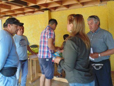 Realizan taller preventivo a choferes de colectivos en Ovalle