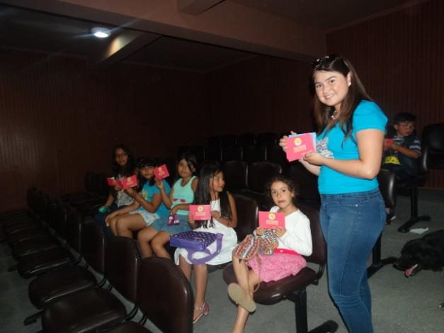Tardes de cine y prevención en Andacollo