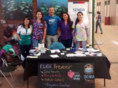 Senda Previene Juan Fernández y el constante trabajo de Prevención en la isla