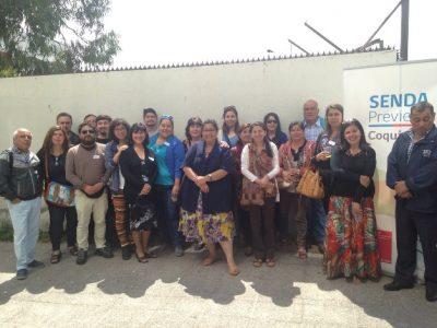 Capacitan a docentes de Coquimbo