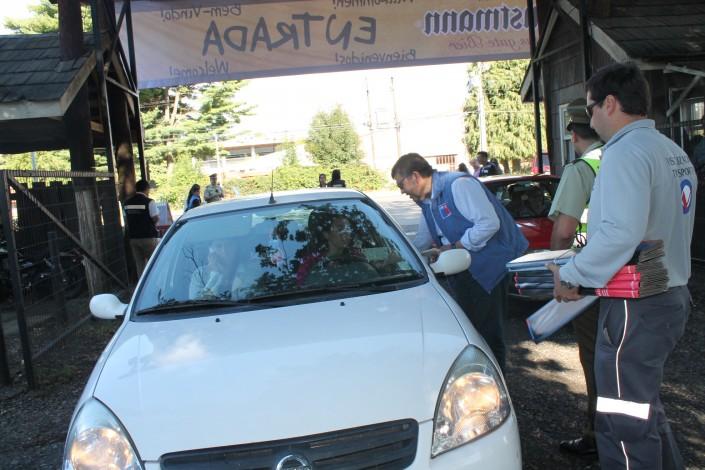 SENDA, Transportes y Carabineros llaman a consumo moderado de alcohol durante Fiesta de la Cerveza en Valdivia