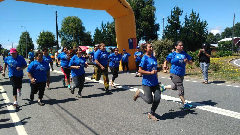 Obra de teatro y concurso de pintura en Día de la Prevención de Los Andes