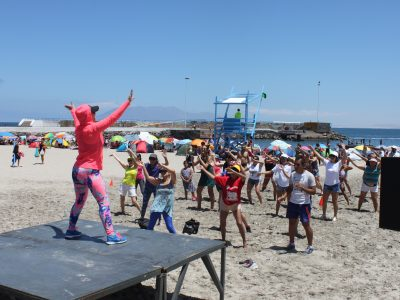 SENDA Antofagasta lanza campaña de verano