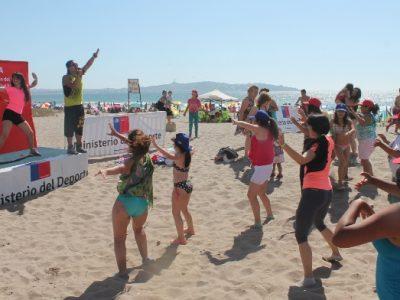 Lanzan campaña de verano en Avenida del Mar de La Serena