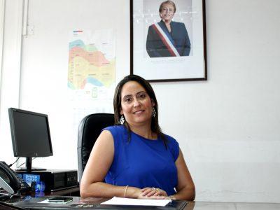 SENDA O'Higgins inicia el 2016 con nueva Directora Regional