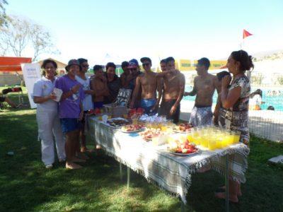 Monte Patria y Punitaqui reciben la campaña de verano