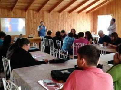 Dirigentes sociales de Panguipulli fueron sensibilizados en temáticas de alcohol y otras drogas
