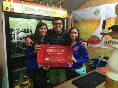 Niños y jóvenes de la Araucanía comprometidos con la prevención  de drogas