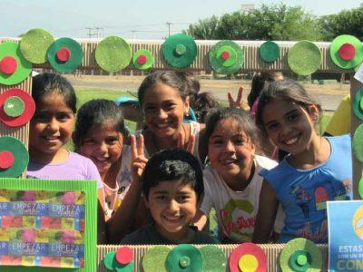 SENDA Previene realizó exitosa actividad preventiva con niños y jóvenes sanfelipeños