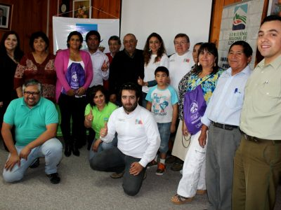 Dirigentes vecinales de Puyehue diseñan proyecto preventivo que se implementará en liceos