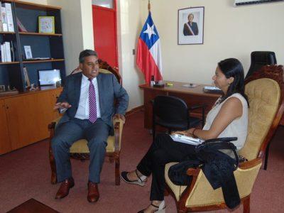 Directora regional de Coquimbo coordina trabajo intersectorial en provincia de Choapa