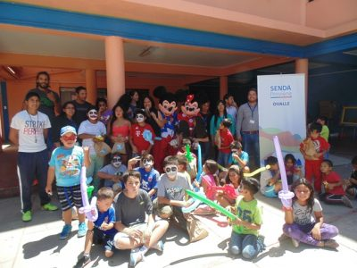 Escuelas de verano de Senda congregan a niños y jóvenes en Ovalle