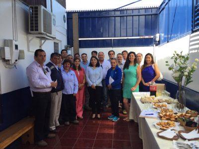 Empresa Somacor lanzó Política de prevención de consumo de drogas y alcohol