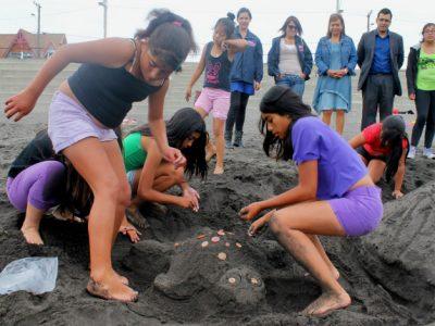 Instituto Gracia y Paz triunfa en final valdiviana de festival «Cantando por la Vida»