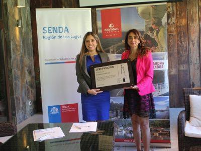 Adolescentes de Magallanes en tratamiento mejoran sus instalaciones