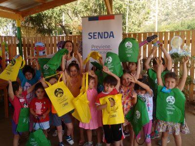 Más de 35 mil personas participan de actividades por campaña de verano