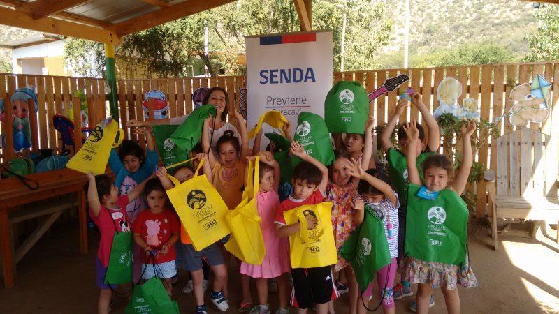 Colegios de Purranque organizan ferias preventivas