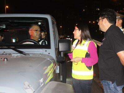SENDA y Carabineros refuerzan controles preventivos a conductores en Antofagasta