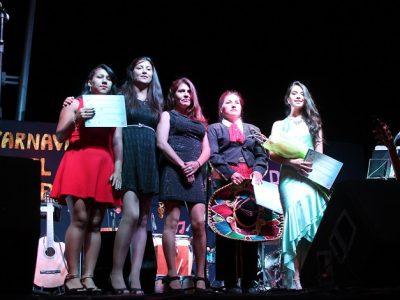 Con final de miedo finalizó 1° Festival del Cantar de Diego de Almagro