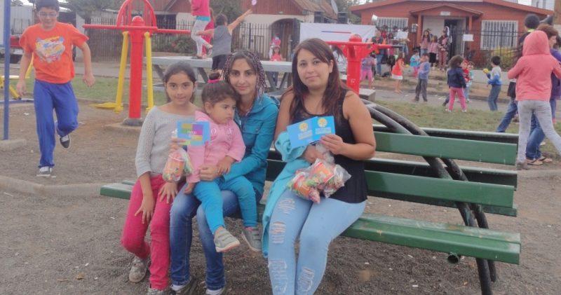 Variado programa de actividades continúa desarrollando SENDA Previene Temuco