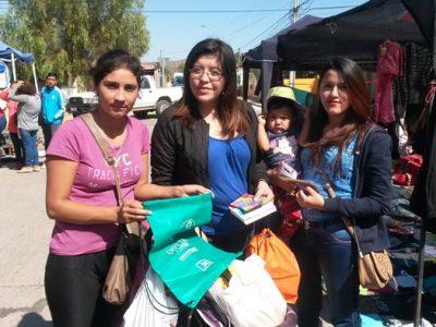 Vecinos de Monte Patria reciben orientación en materia de prevención