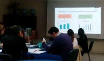 Previene de Vitacura continúa avanzando en plan de prevención del Liceo Amanda Labarca