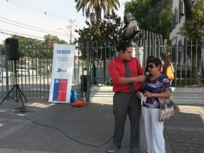 Previene La Cisterna concientiza a conductores previo a semana santa