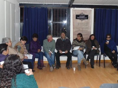 Vecinos de Sotaquí se comprometen con la prevención de drogas y alcohol