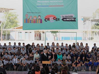 Más de dos millones de escolares accederán a nuevos programas preventivos de consumo de alcohol y otras drogas