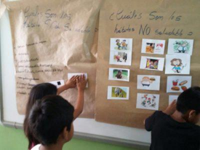 """Niños finalizan taller de la """"Escuela Preventiva de Verano"""" en Pica"""