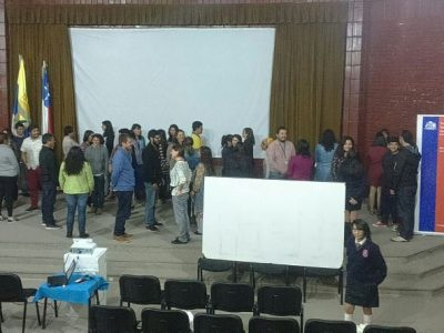 Realizan jornada de sensibilización por Modelo Ecológico Multifamiliar en Ovalle