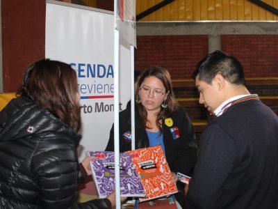 Oficinas Senda Previene lanzan nuevos programas preventivos para establecimientos educacionales