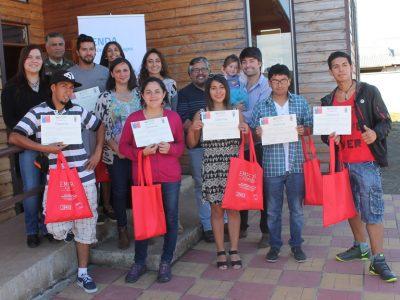 SENDA desarrolla primera Mesa Comunal de Drogas en Lanco