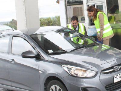 Autoridades reforzaron el llamado a prevenir accidentes de tránsito este fin de semana largo