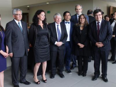 Director de SENDA y presidente de la Corte Suprema asisten a egresos de Tribunales de Tratamiento de Drogas en Talagante