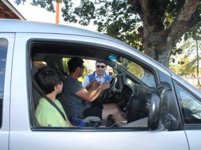 Casi dos mil controles preventivos a conductores se realizaron durante el verano en Los Ríos