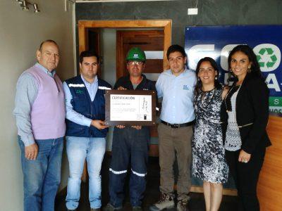 SENDA certifica a empresa GeoBarra beneficiando a más de 100 trabajadores