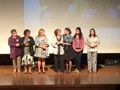 Integrante de Consejo Consultivo de la Sociedad Civil de SENDA Araucanía, fue reconocida por SERNAM