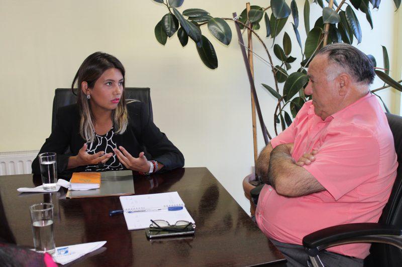 SENDA Araucanía y Municipalidad de Nueva Imperial fortalecen trabajo conjunto