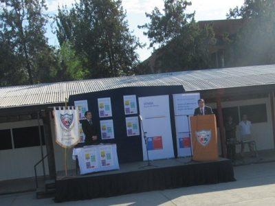 Destacan trabajo preventivo del Departamento Provincial de Educación de Chiloé